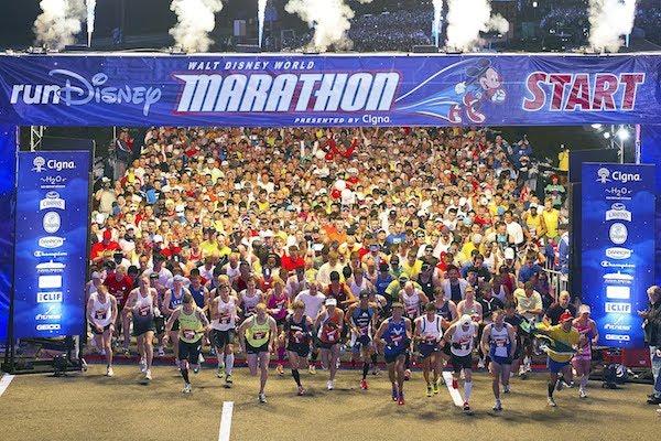 Disney Marathon - Bruce Haydon