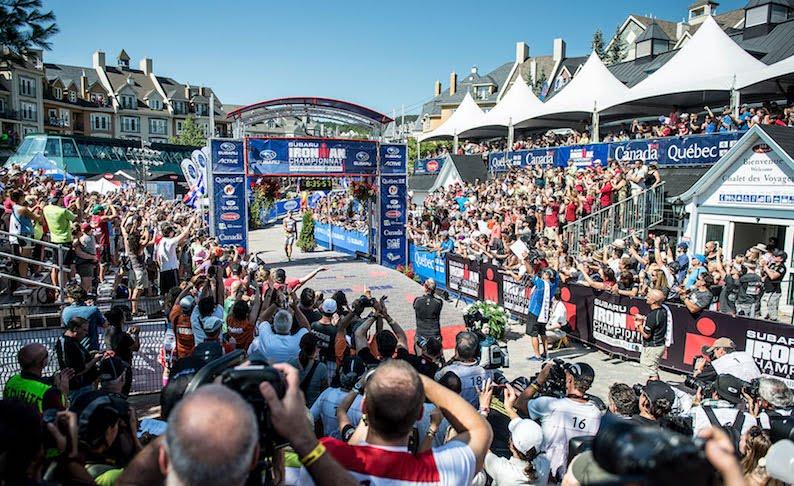 Ironman Mont  Tremblant - Bruce Haydon